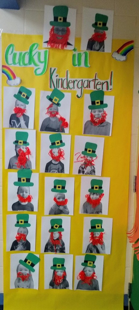 Wall of Leprechauns